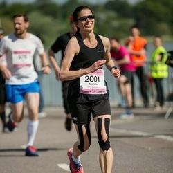 Helsinki Half Marathon - Mariette Abrahamsson (2001)