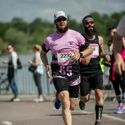 Helsinki Half Marathon - Joona Niemi (2232)