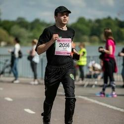 Helsinki Half Marathon - Timo Kaljunen (2056)