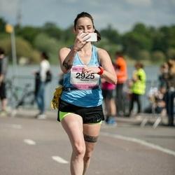 Helsinki Half Marathon - Rozina Szogyenyi (2925)