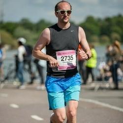 Helsinki Half Marathon - Christopher Sandilands (2735)