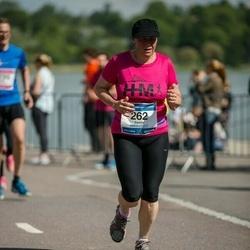 Helsinki Half Marathon - Sanna Hyvämäki (262)