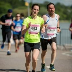 Helsinki Half Marathon - Lotta Eskelinen (882)