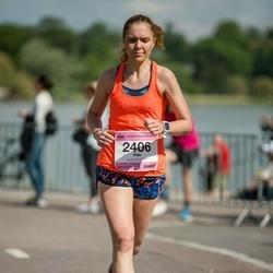 Helsinki Half Marathon - Pille Pedmanson (2406)