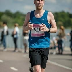 Helsinki Half Marathon - Risto Anttila (671)