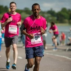 Helsinki Half Marathon - Yonas Gebreyesus (3481)