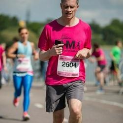 Helsinki Half Marathon - Jean-Luc Bouchard (2604)