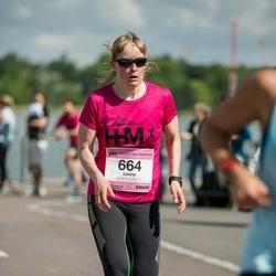 Helsinki Half Marathon - Leena Antila (664)