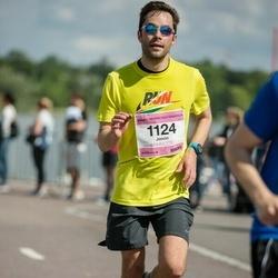 Helsinki Half Marathon - Jason Hill (1124)