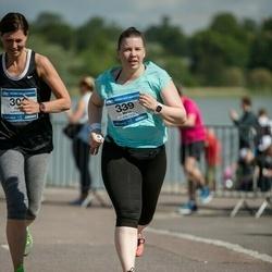 Helsinki Half Marathon - Mirva Mättölä-Vesalainen (339)