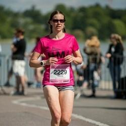 Helsinki Half Marathon - Janna Niemi (2229)