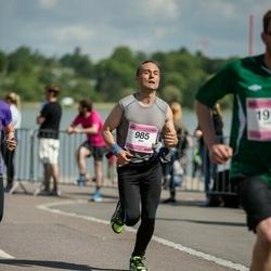 Helsinki Half Marathon - Alex Hadi (985)