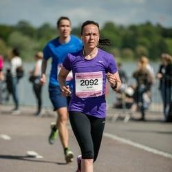 Helsinki Half Marathon - Armi Niemelä (2092)