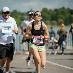Helsinki Half Marathon - Johanna Toivanen (2989)