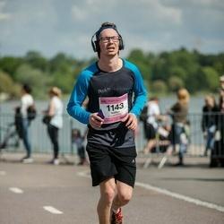 Helsinki Half Marathon - Valtteri Hirvonen (1143)