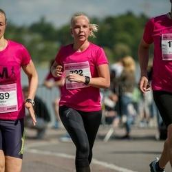 Helsinki Half Marathon - Janita Bergström (722)