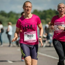 Helsinki Half Marathon - Santa Dreimane (839)