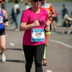 Helsinki Half Marathon - Sunna Hafsteinsdottir (249)