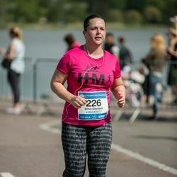 Helsinki Half Marathon - Elina-Elisabet Bergroth (226)