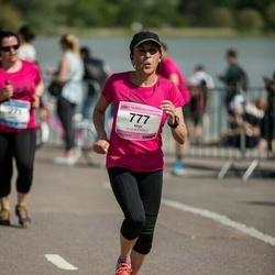 Helsinki Half Marathon - Virpi Bärlund (777)