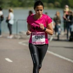 Helsinki Half Marathon - Cécilia Inglebert (1262)