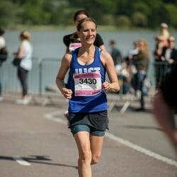 Helsinki Half Marathon - Jenni Vaalas (3430)