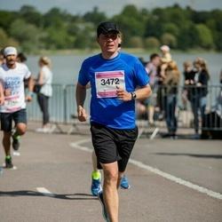 Helsinki Half Marathon - Heikki Haavisto (3472)