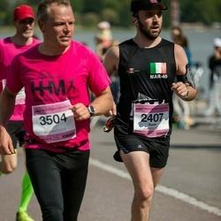 Helsinki Half Marathon - Paolo Pegli (2407)