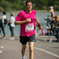 Helsinki Half Marathon - Matti Lehmus (1735)