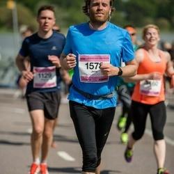 Helsinki Half Marathon - Jens Krogell (1578)
