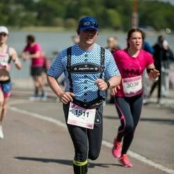 Helsinki Half Marathon - Dmitry Kokorev (1511)