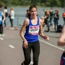Helsinki Half Marathon - Annemari Kurki (3320)