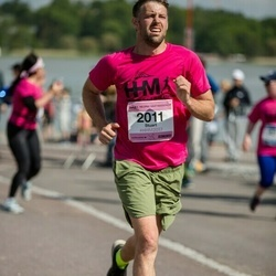 Helsinki Half Marathon - Stuart Bowker (2011)