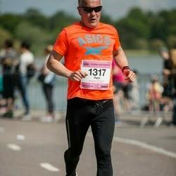 Helsinki Half Marathon - Petri Julin (1317)