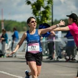 Helsinki Half Marathon - Chusa Bautista Fructuoso (711)