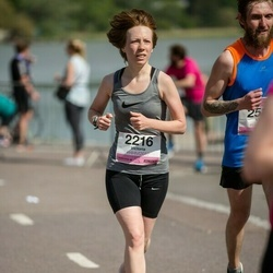 Helsinki Half Marathon - Victoria Negrey (2216)