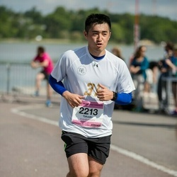 Helsinki Half Marathon - Takaaki Natsume (2213)