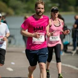 Helsinki Half Marathon - Mikko Hyvärinen (1217)