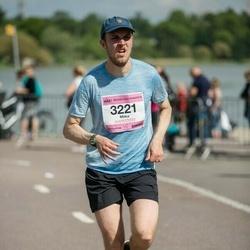 Helsinki Half Marathon - Miika Vuoristo (3221)
