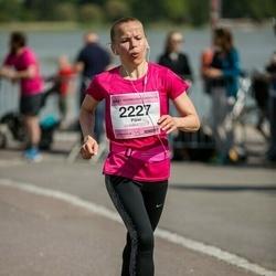 Helsinki Half Marathon - Päivi Niemelä (2227)