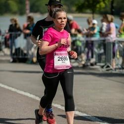 Helsinki Half Marathon - Maija Saarman (2695)