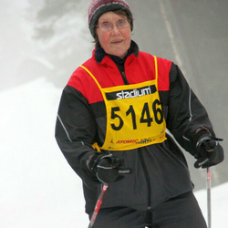 Finlandia-hiihto - Irja Kantanen (5146)