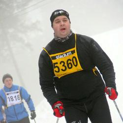 Finlandia-hiihto - Harri Leskinen (1818), Martin Mägi (5360)