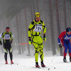 Finlandia-hiihto - Jouni Suopanki (320), Sascha Janutin (704)
