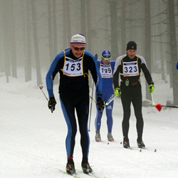 Finlandia-hiihto - Matti Mattila (153), Aleksander Shamin (199), Jere Pekkinen (299), Johan Koskinen (323)
