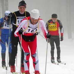 Finlandia-hiihto - Stefan Kustec (163), Kalevi Taipale (5055)