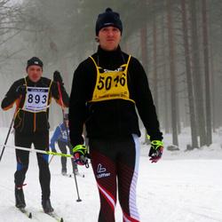 Finlandia-hiihto - Tatu Vartiainen (893), Alexsandr Bakay (5016)