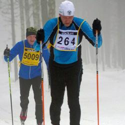 Finlandia-hiihto - Esa Kilpeläinen (264), Jouni Aittokoski (5009)