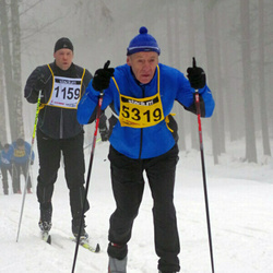 Finlandia-hiihto - Juhana Skyttä (1159), Raimo Patronen (5319)