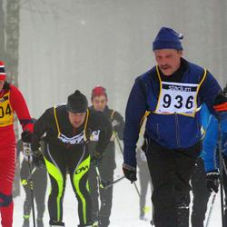 Finlandia-hiihto - Veli-Pekka Väänänen (936), Alexndra Titova (5104), Igor Rudyi (5463)